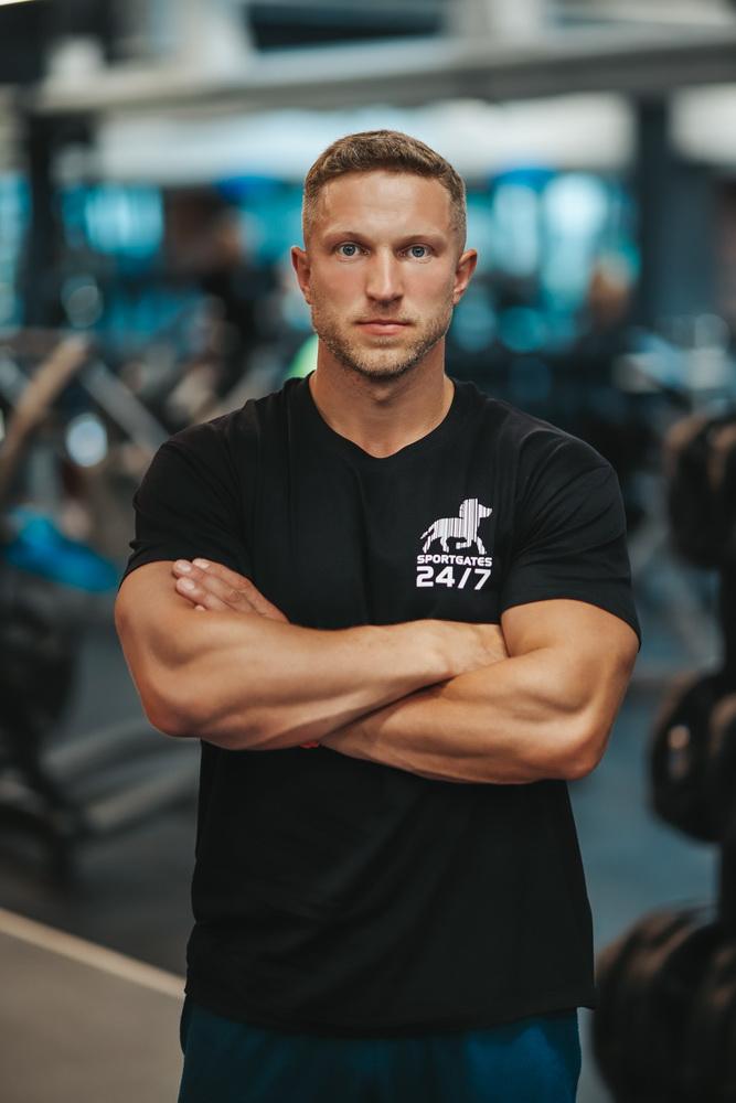 Asmeninis treneris Audrius Petrėnas