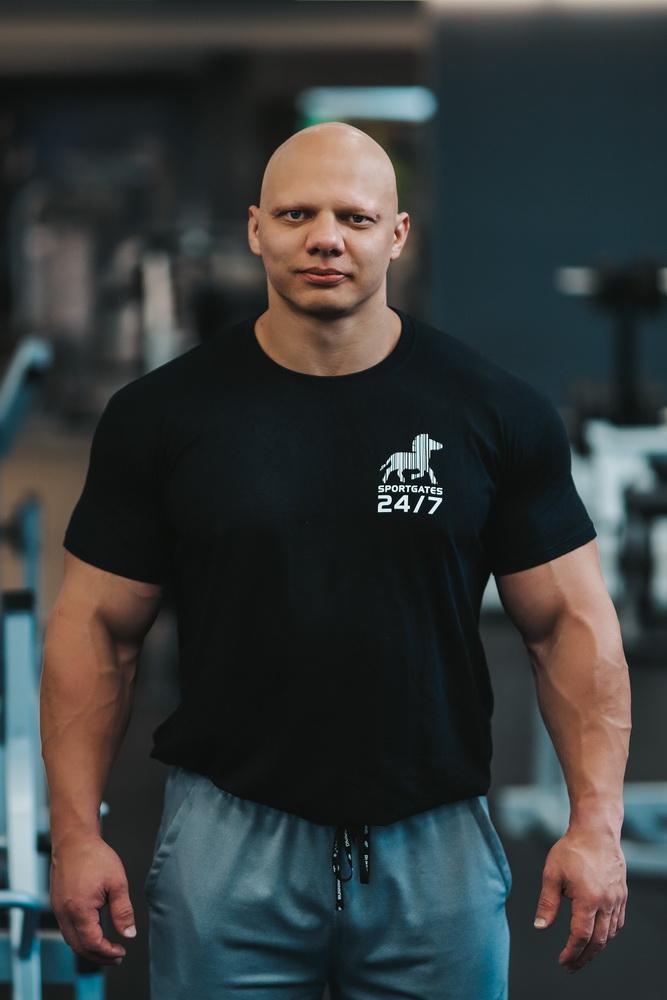 Asmeninis treneris Laimutis Dičiūnas