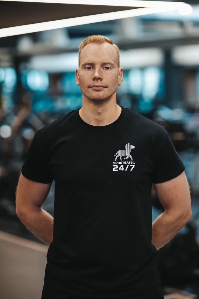 Asmeninis treneris Tomas Andrukonis