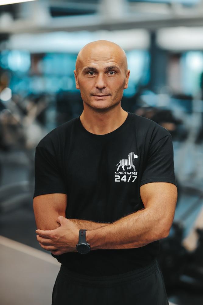 Asmeninis treneris Mindaugas Žulpa